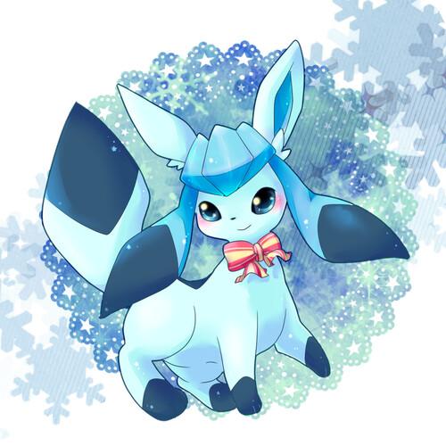 Cute Vulpix Pokemon Wallpaper Cute Glaceon Kelsey Loya Flickr