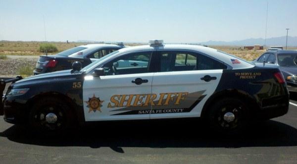SANTA FE SHERIFF 2013 Ford Taurus Interceptor Santa Fe