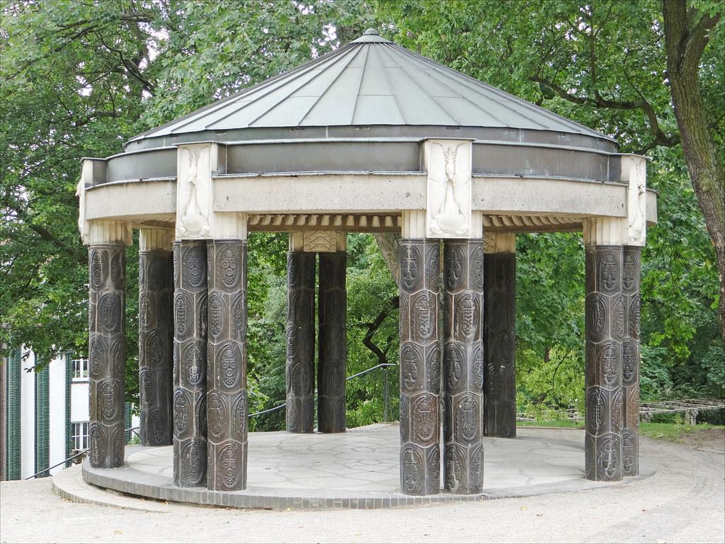Pavillon De Jardin Suisse