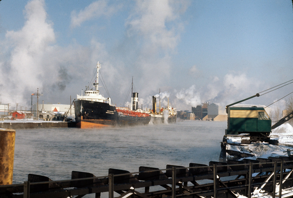 Indiana Harbor and Ship Canal East Chicago  Variant Name