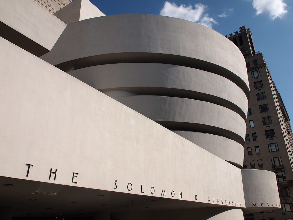 The Guggenheim Museum New York Usa 2012 The Solomon R