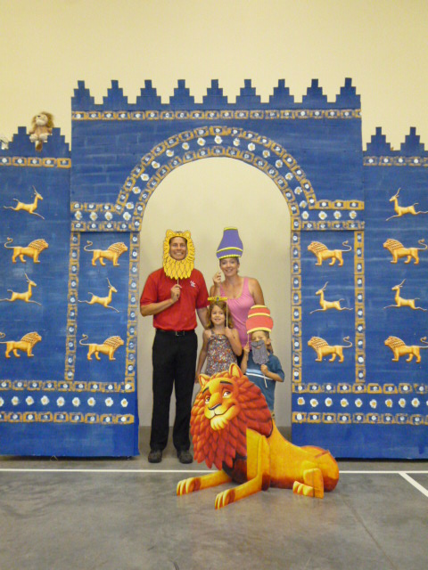 Babylon VBS ART 52 Ishtar Gate Babylon at BLC 2012  Flickr