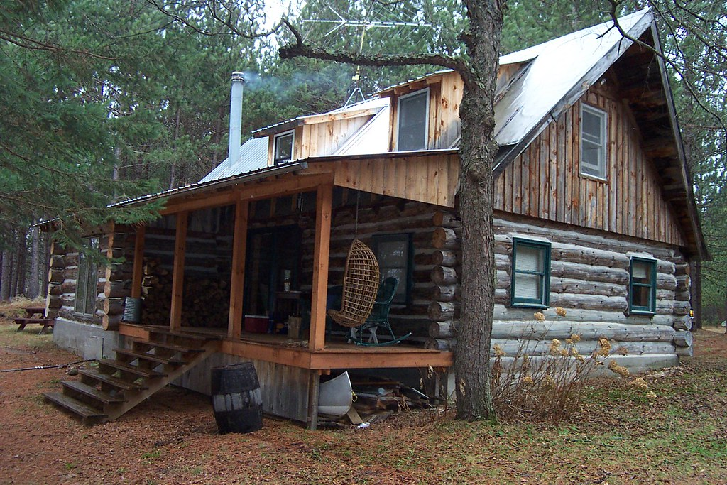 Adirondack Hunting Camp  This is a hunting camp owned by