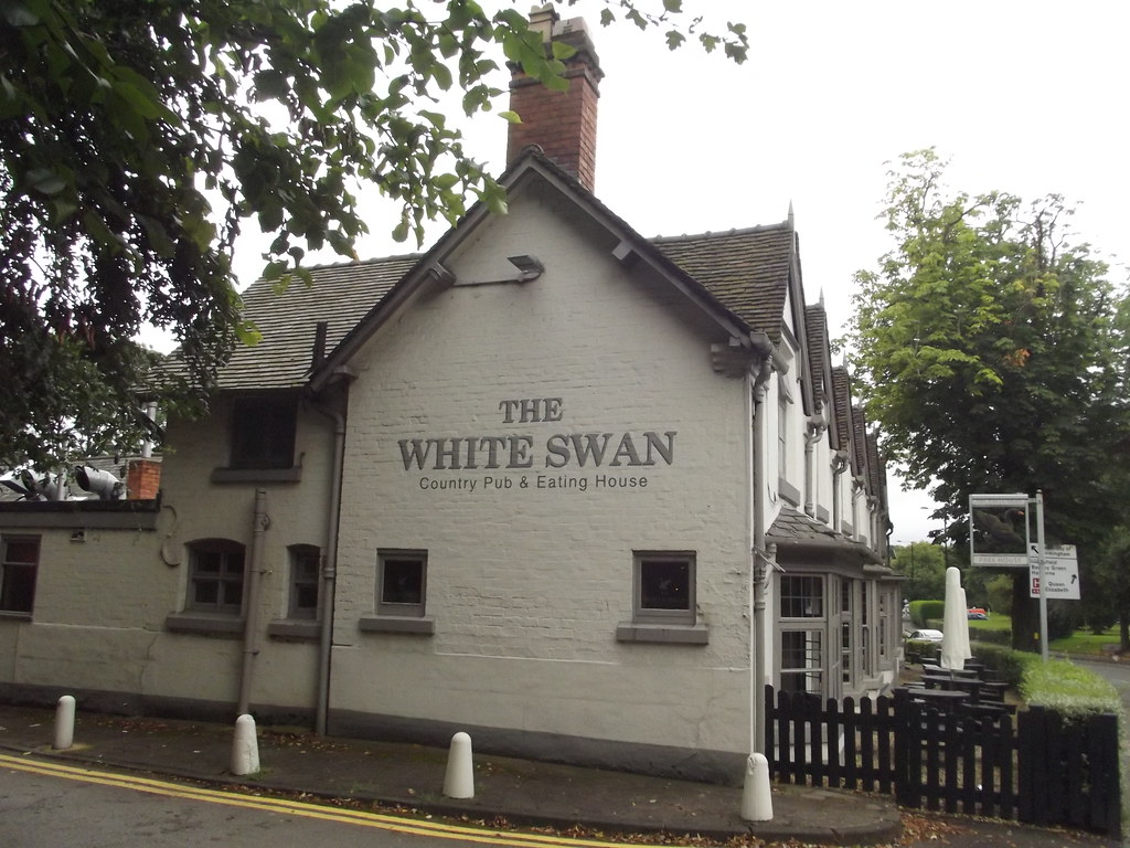 The White Swan  Harborne Road Edgbaston  The White Swan