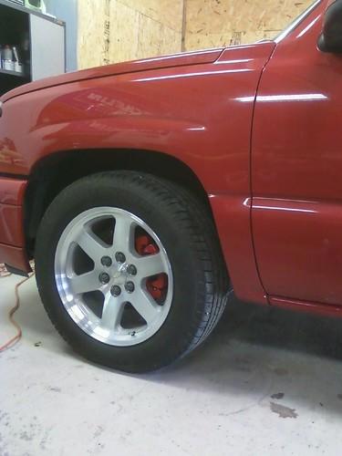 20 Wheels 2017 Chevy Colorado
