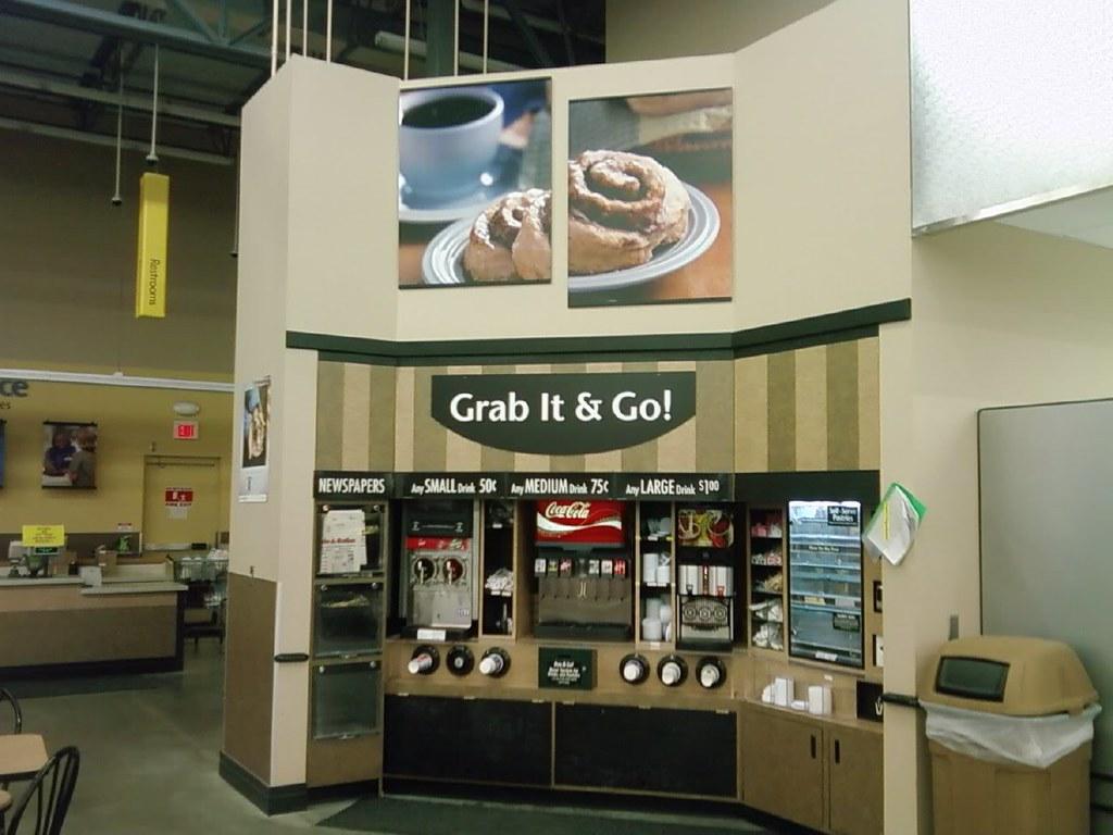 Wal Mart Pella Iowa Grab It Amp Go This Wal Mart