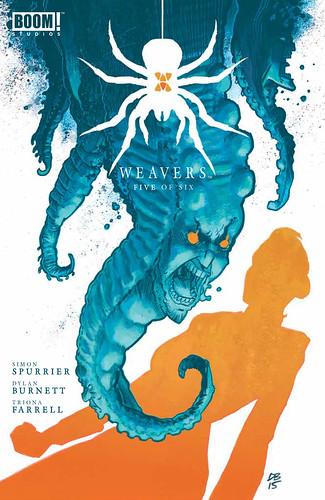29540760616_d1d872dfe0 ComicList Preview: WEAVERS #5