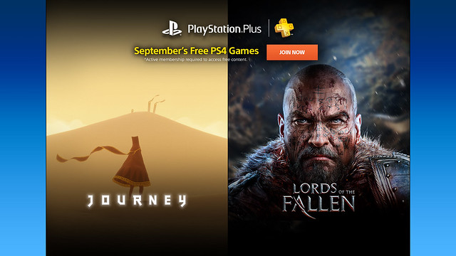 PlayStation Plus: September 2016
