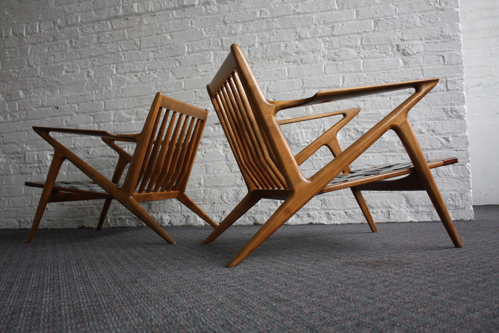 z chair mid century summer infant wood high brilliant danish modern poul jensen chairs f flickr for selig denmark 1950 s