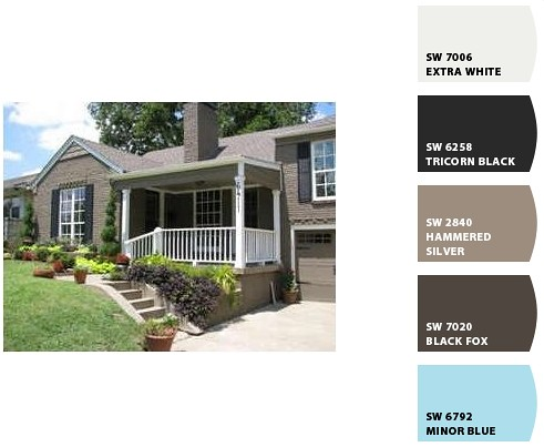Possible Exterior Paint Colors  Its Great To Be Home