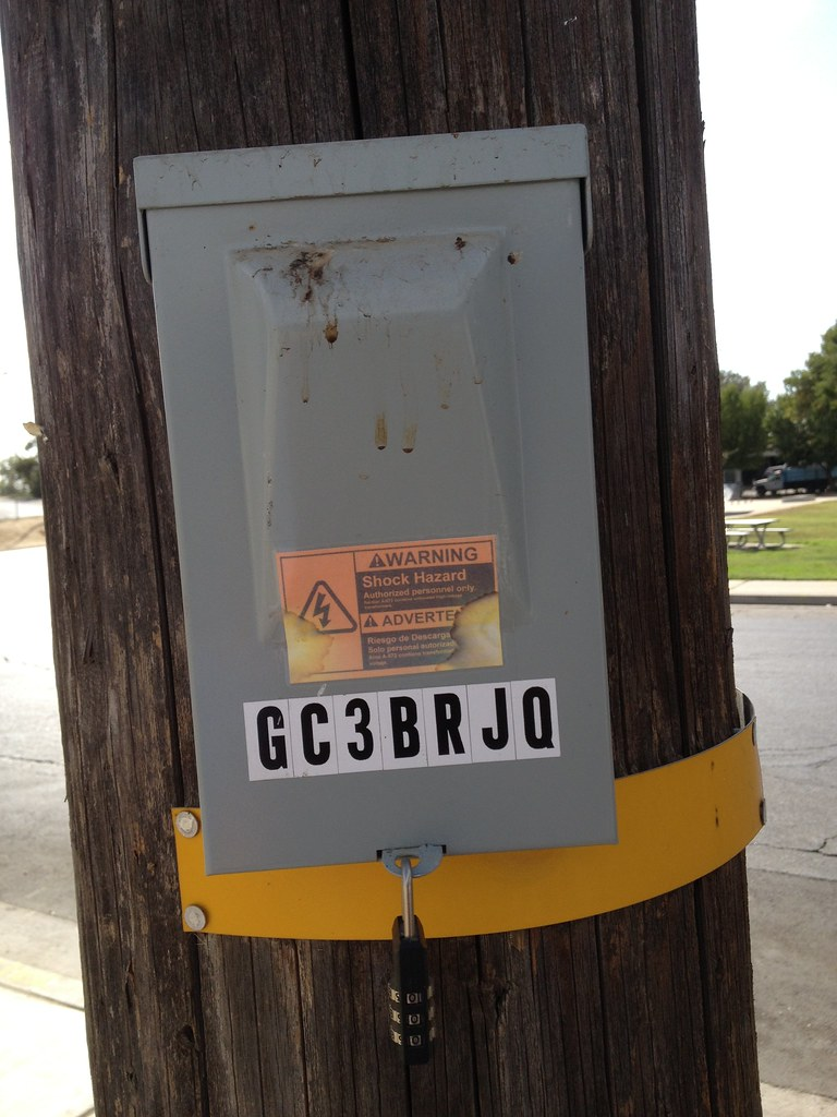 medium resolution of  electric box on telephone pole by carl johnsen