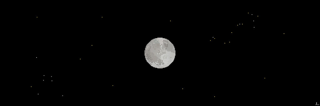 Dark Quotes Wallpaper 121002 The Moon Www Behance Net Gallery Pixel Art 48 The