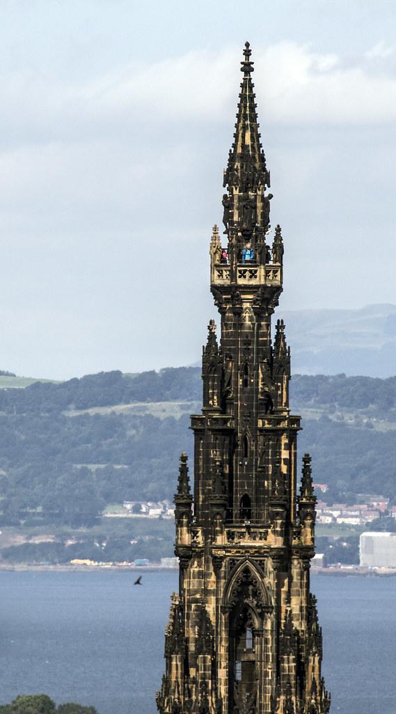 Edinburgh Tower III  The Scott Monument is the largest monu  Flickr