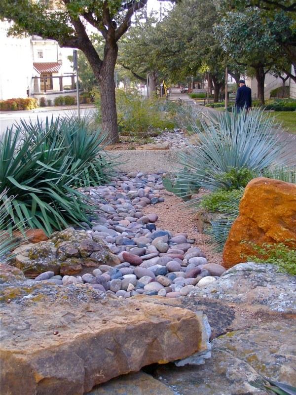 xeriscape texas style dry gardening