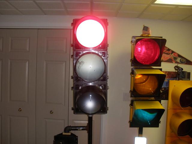 Intelight ESB traffic signals  Flickr