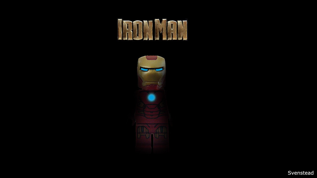 3d R Wallpaper Download Lego Iron Man Wallpaper Just A Quick Photoshop Edit To