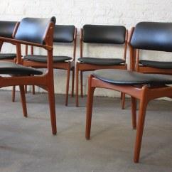 Erik Buck Chairs Locus Ergonomic Standing Desk Chair Memorable Danish Mid Century Modern Teak Dining Flickr O D Mobler Denmark