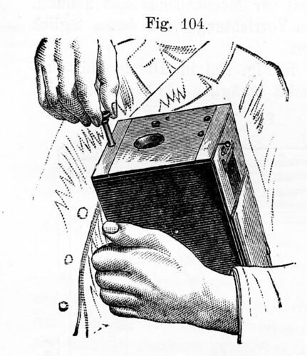 From Handbuch der Photographie von Prof Dr H W Vogel. Berl