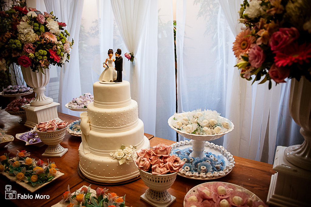 Decorao de Casamento Rstico Romantico  Fotos da