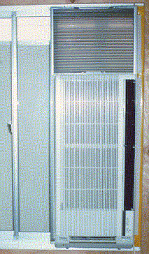 Japanese Vertical Air Conditioner  A design for the