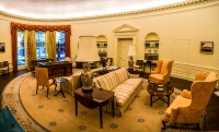 Jimmy Carter Oval Office | From the Carter Presidential ...