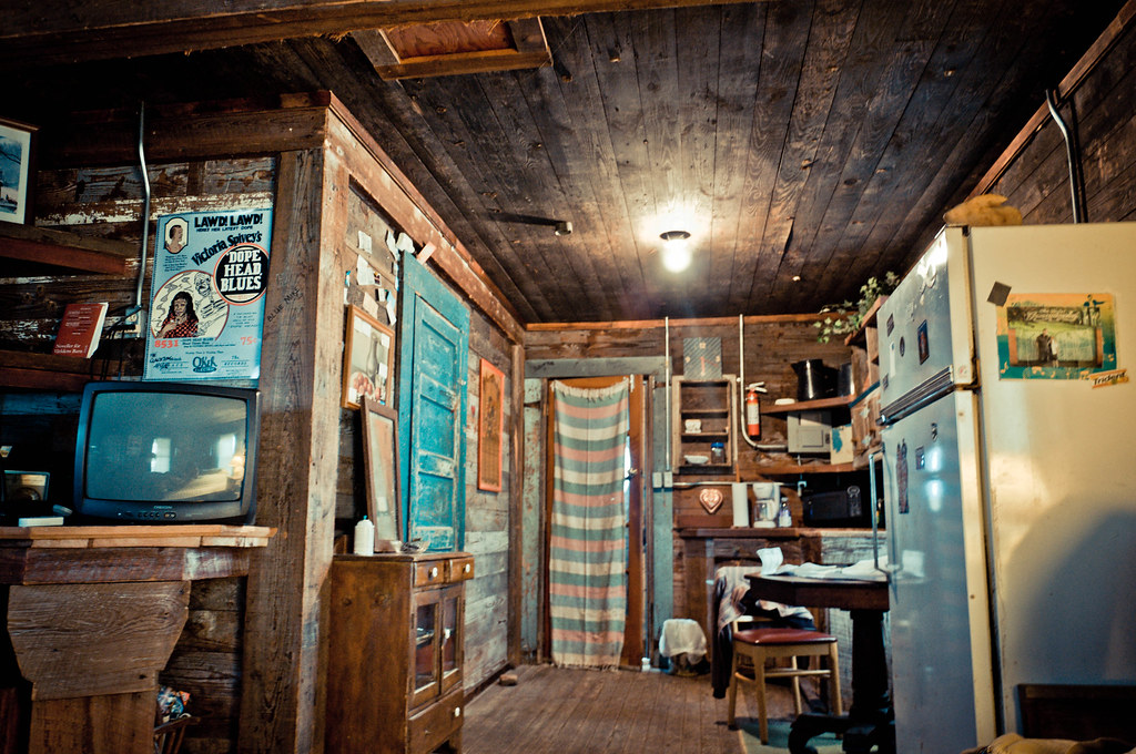 Crossroad Shack Interior Read About Our Adventures In