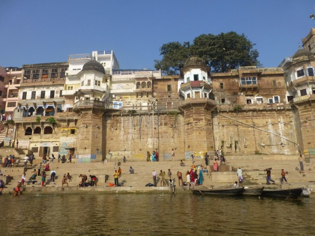 A beautiful ghat, indeed!