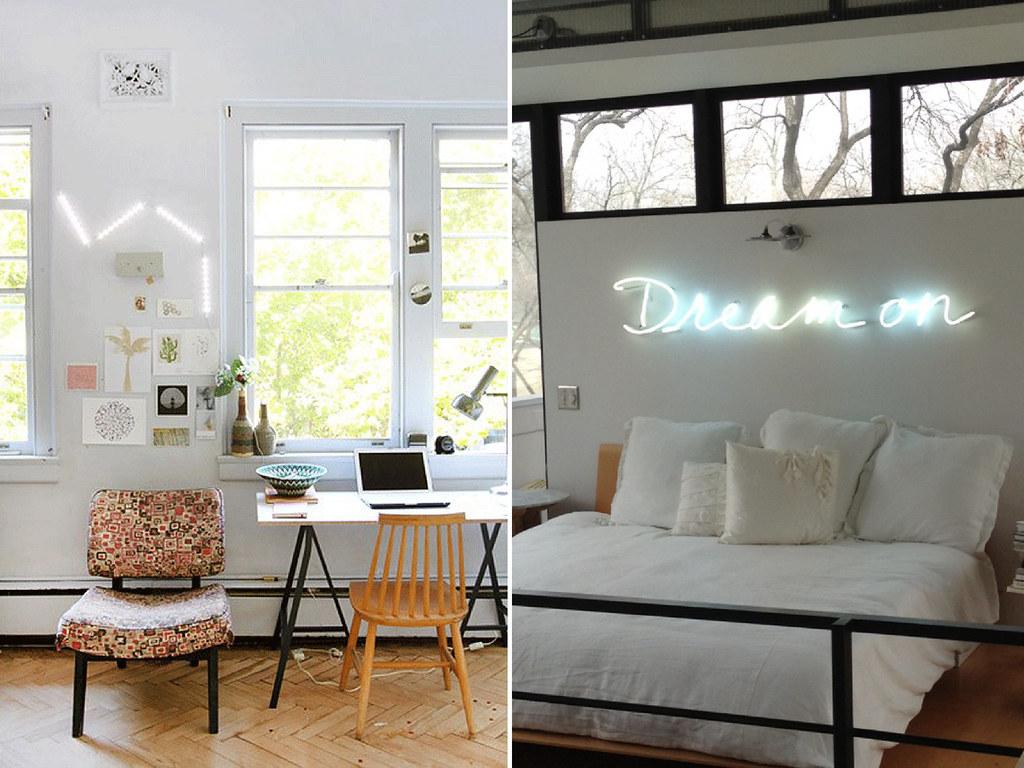 diy home neon signs  Collated by Geneva Vanderzeil A