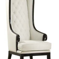 Tall Back Chairs White Multi Purpose Salon Chair 8258 Diva Rocker Glam 844 448 0888 Flickr By