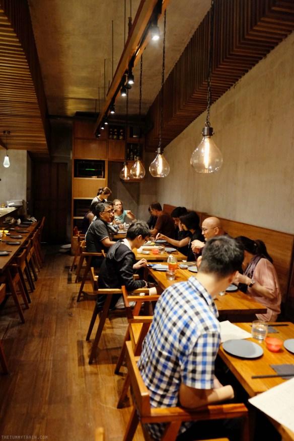 Nikkei Restaurant Legazpi Village Review