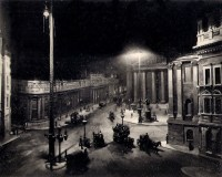 Arc Lighting in London, 1881   In 1881, an experiment was ...