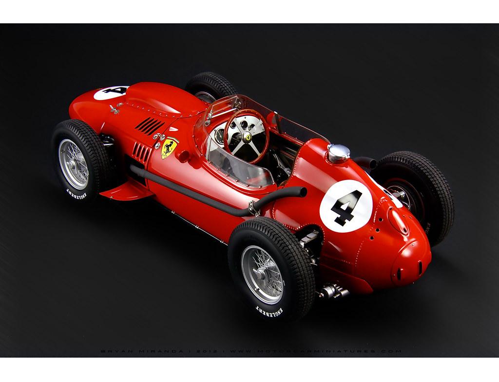 Ferrari 1958 Tipo 246 F1 Hawthorn French Grand Prix  Re  Flickr