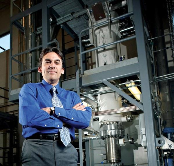 Jose Reyes Nuclear Engineer Reyes. Courtesy