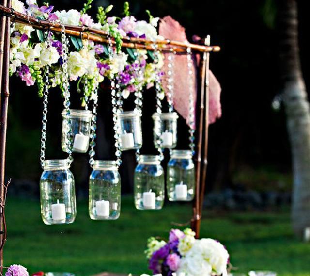 cuteoutdoorweddingreceptiondecorationideas  Sara Jordan1  Flickr
