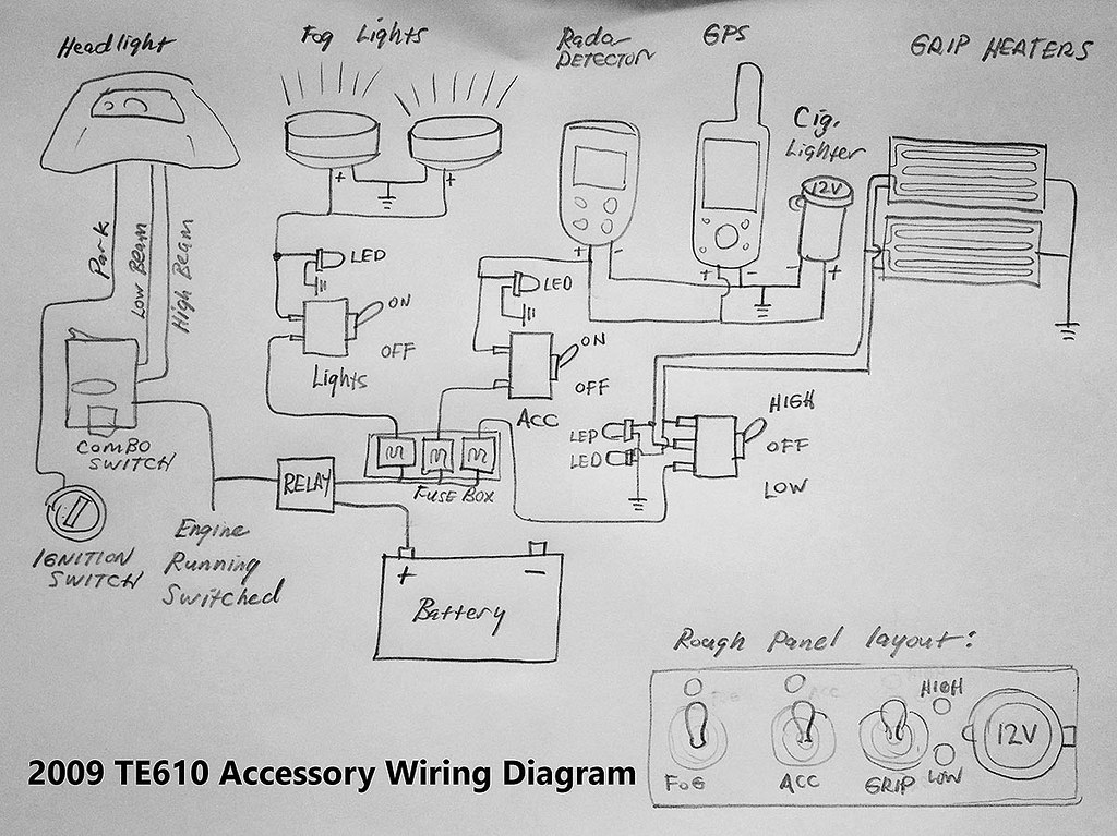 Te610 Accessory Wiring Diagram 2 1200