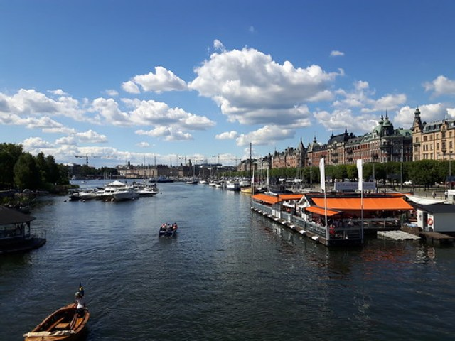 Strandvägen - Stockholm