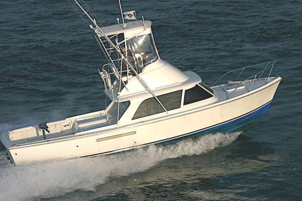 Bertram Sport Fisherman The Original Production Model