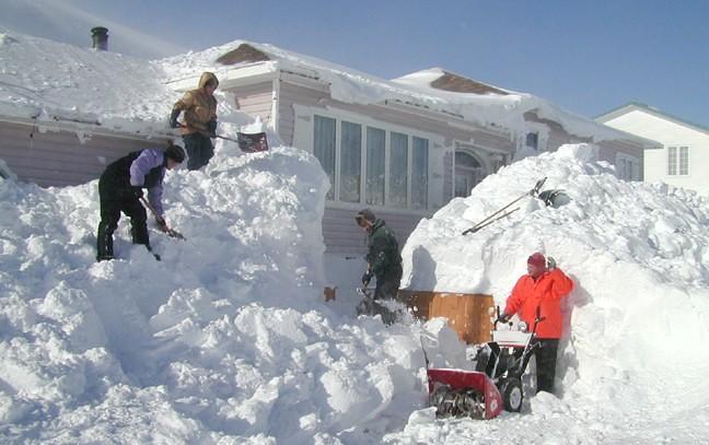 Atlantic Snow Storm Halifax  Rex Turgano  Flickr