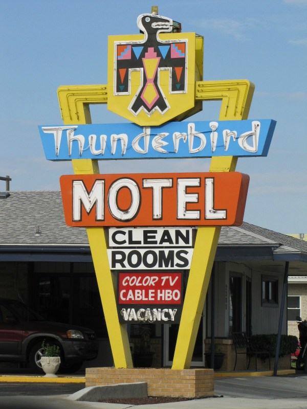 Thunderbird Motel Erie Pa - Year of Clean Water