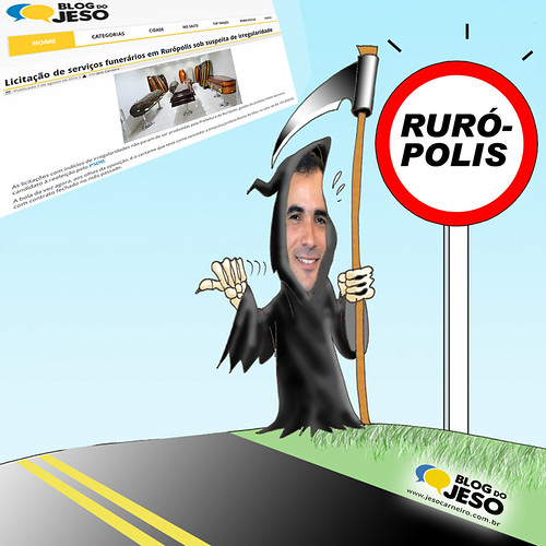 Charge - Rurópolis