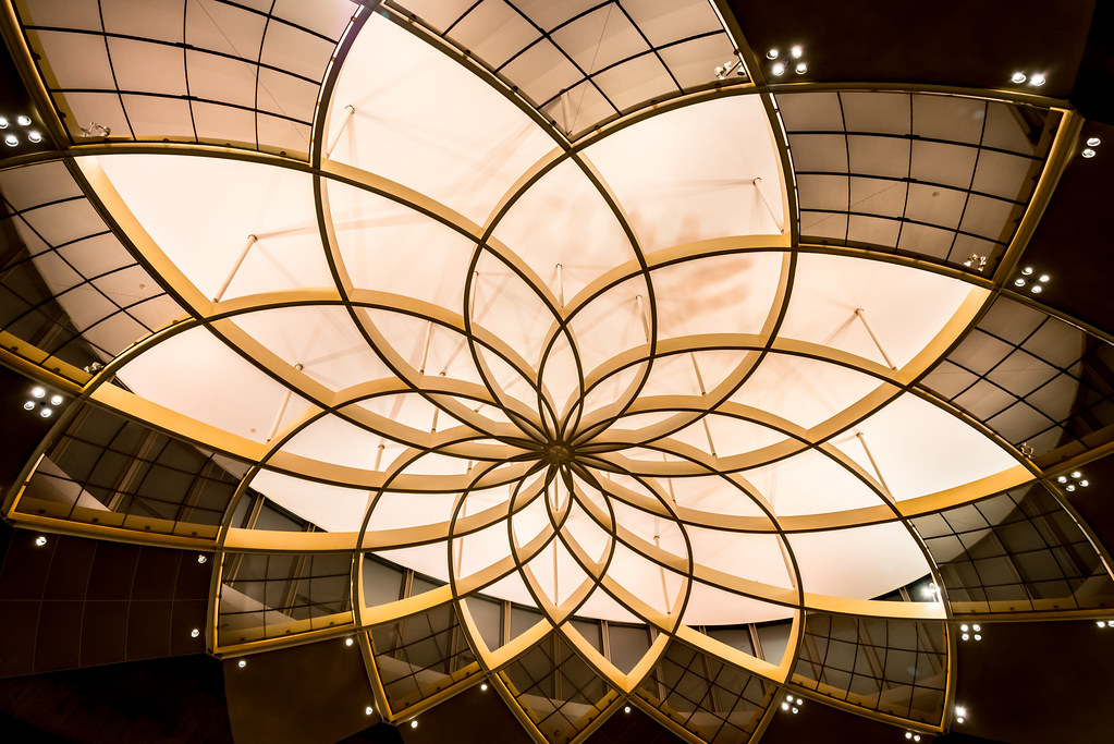 Flower Architecture  St Ignatius Church Kojimachi Tokyo