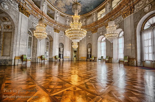 The Marble Hall  Klaus Herrmann kindly provides the