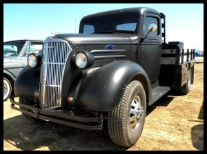1937 Chevy Truck | A 1937 (at least I am pretty sure it is