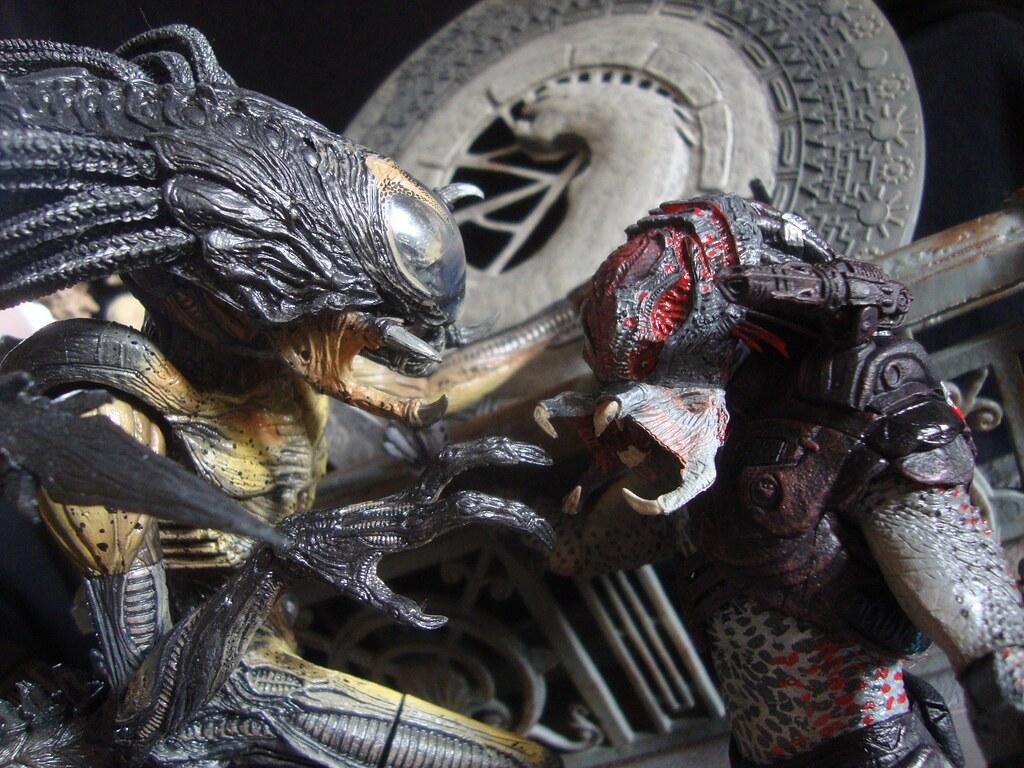 Animated Skull Wallpaper Hybrid Alien Vs Super Predator Admit It You Want To
