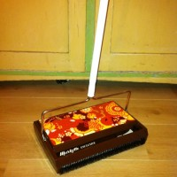 Brand new vintage C. A. Breger floor and carpet sweeper ...