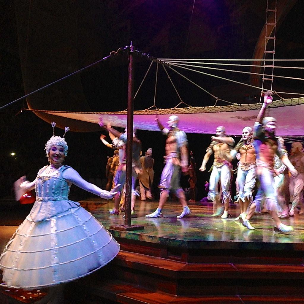 Cirque du Soleil Alegria  Cirque du Soleil Alegria Bolog  Flickr