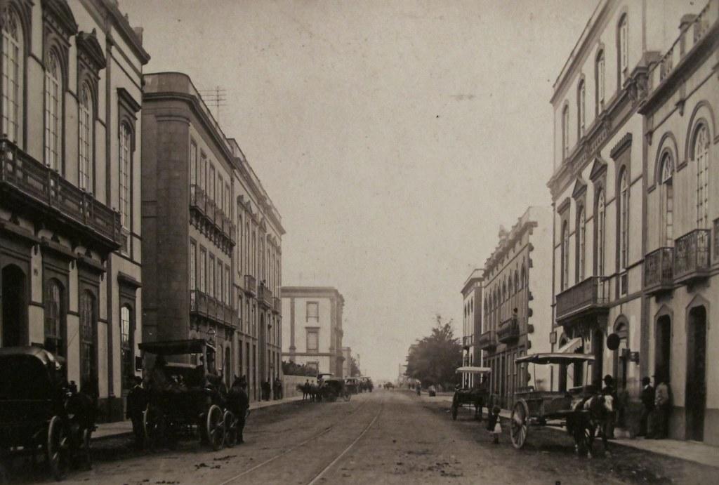 Oficina de Elder Dempster en la calle de Triana 18951900  Flickr