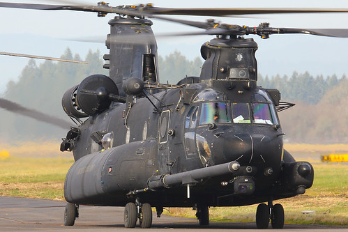 Black Ops Chinook  Modern Day Airborne Warfare at its