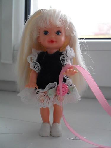 KellyShelly New Baby Sister Of Barbie 1994 Got In