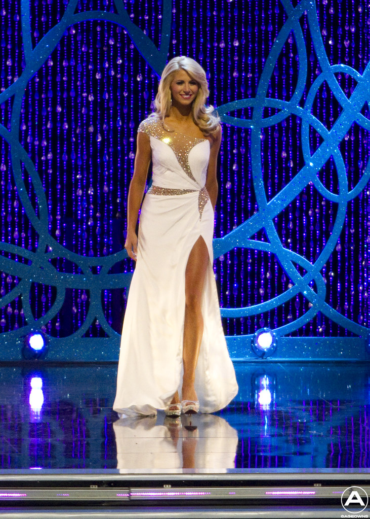 Miss Florida Laura Mckeeman The Third Night Of Preliminar Flickr